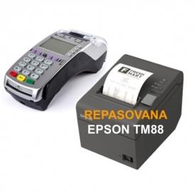 FiskalPRO VX520 + Epson TM88 Repas + Stojan