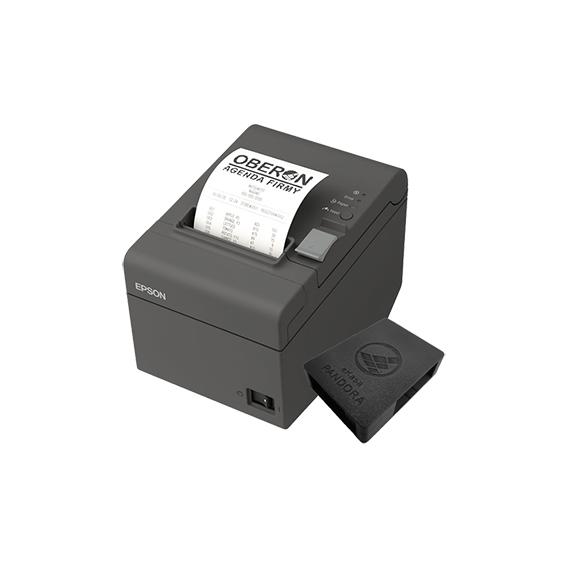 eKasa PANDORA + tlačiareň pokladničných dokladov EPSON TM-T20II