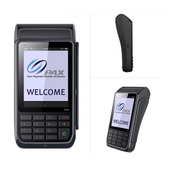 PAX Mobile GPRS (prenájom) S900
