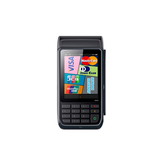 PAX Mobile GPRS/Wifi (prenájom) S900