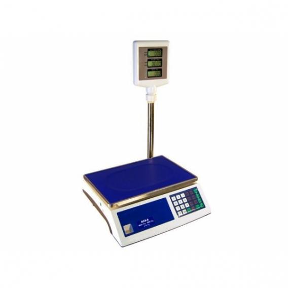 Obchodná váha ACS - A 6/15 kg (so stĺpikom)