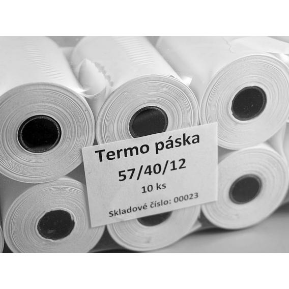Termo pásky 57/40/12