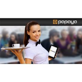 Papaya - mobilný čašník