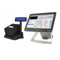 ELCOM Bravo + EFox T Elcom RP80 (LAN) + Oberon-sklad, pokladnica