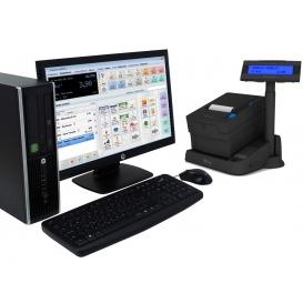 PC zostava PREMIUM+EFox T Elcom RP80 (LAN) + Oberon - sklad, pokaldnica