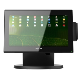 PC 15''monitor, čierny - android- Papaya Pos