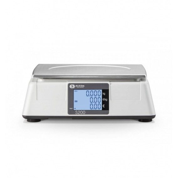 Obchodná váha S200 15/30 KG