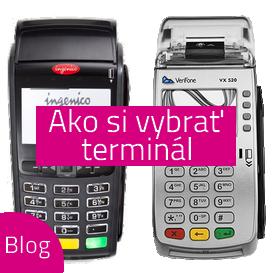Ako si vybrať platobný terminál ?