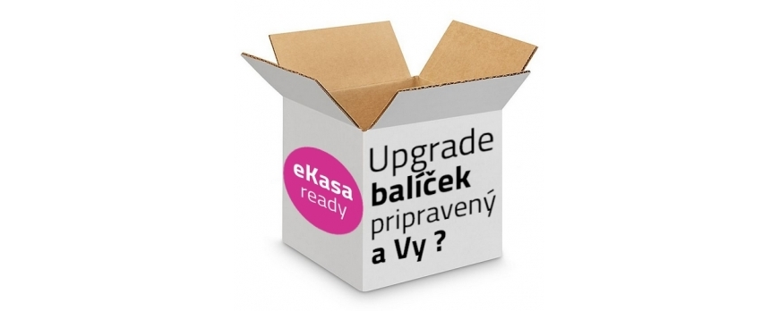Vlastním registračnú pokladňu a môžem ju ďalej používať na eKase ?